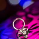 Wedding Bands - Pink & Blue Lighting