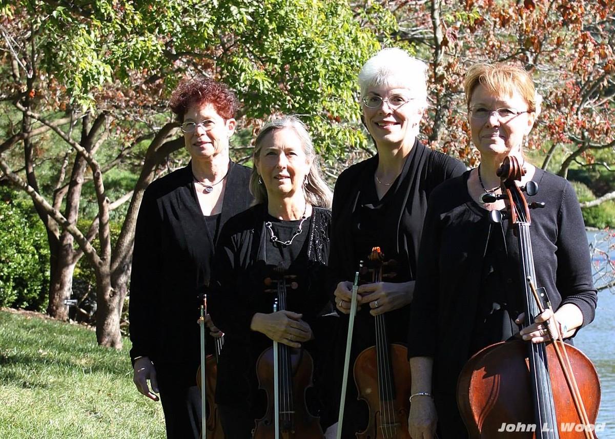 Heritage String Quartet Ceremony Music Saint Louis Mo