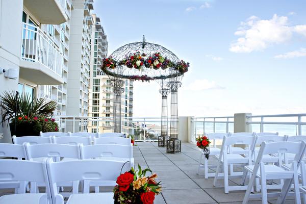 Hilton Garden Inn Virginia Beach Oceanfront Virginia Beach Va Wedding Venue