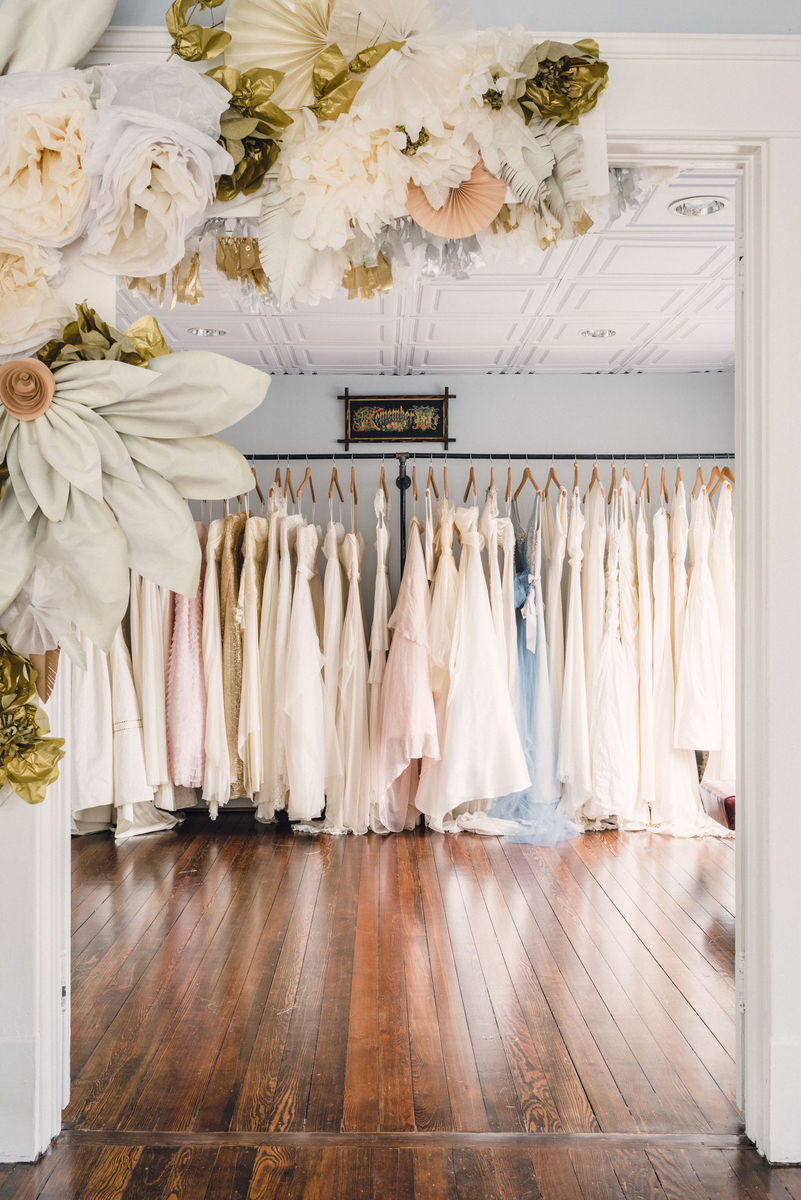 The sentimentalist dress attire atlanta ga for Wedding dress rental atlanta