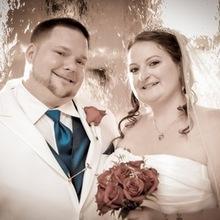 220x220 sq 1457031850 95969d9b0776405c nick   nikki wedding picture for social media