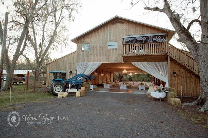 Bonnie Doone Farm Venue Jacksonville Fl Weddingwire