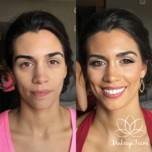 220x220 sq 1509477488635 stephanie bridesmaid before after3