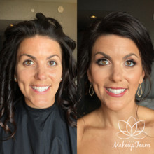 220x220 sq 1509477497124 stephanie bridesmaid before after2
