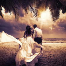 220x220 sq 1484101461681 rimas films sunset wedding 1 1