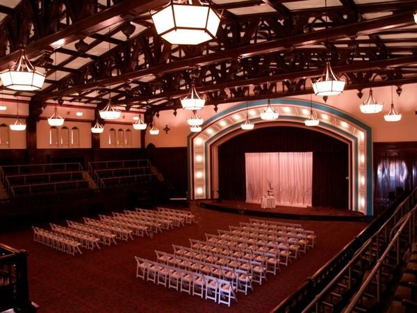 freemason 39 s hall fort wayne in wedding venue
