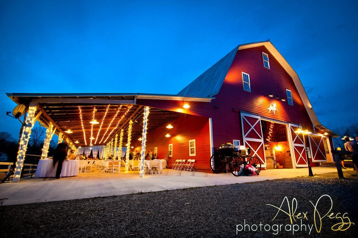 millikan farms - venue - sophia  nc