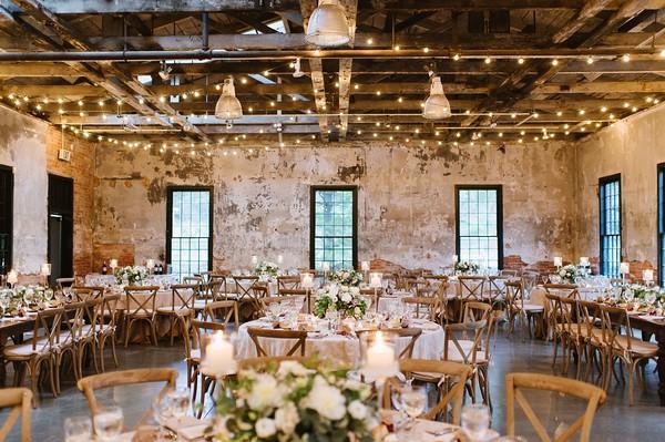 Mt. Washington Mill Dye House - Baltimore MD Wedding Venue