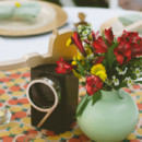 Floral Designer:Bumble Bee Occasions  Rentals: Swanky Couch