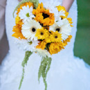 Dress Designer:Maggie SotterofromBowties Bridal  Floral Designer: Ann Leonardo