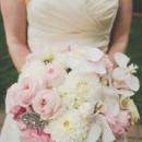 Dress Designer:Watters  Floral Designer: Floral Scapes Designs by Magdalena