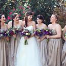 Dress Designer: Marisa Bridals fromBridals by Lori  Bridesmaid Dresses:WattersfromBridals by Lori  Floral Designer:Matthews Manor