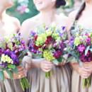 Bridesmaid Dresses:WattersfromBridals by Lori  Floral Designer:Matthews Manor