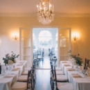 Venue: Phillippi Estate  Rentals: US Tent Rentals and The Perfect Settings  Lighting: Affairs in the Air