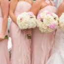 Bridesmaid Dresses:White by Vera WangfromDavid's Bridal  Floral Designer:Black Iris Floral Events