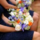 Bridesmaid Dresses:Monique Lhuillier  Floral Designer: Andrea Worth