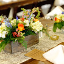 Venue:Anne Springs Close Greenway  Floral Designer: Andrea Worth