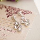 Stationery: Wedding Paper Divas  Jewelry: Swarovski