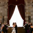 Venue:The Society Room of Hartford  Dress Designer:YSA Makino  Groom and Groomsmen Attire:Men's Wearhouse