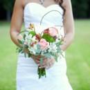 Dress Store:Happily Ever After Bridal Boutique  Floral Designer: Broadmoor Florist