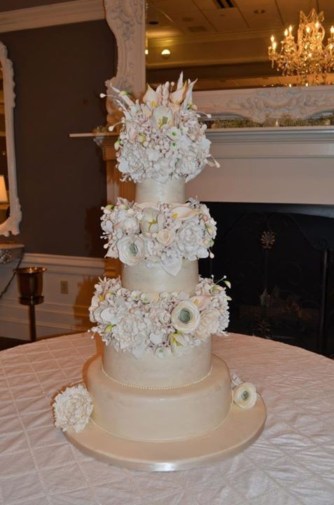 wedding cakes in lafayette la edible elegance wedding cake louisiana new orleans 24672