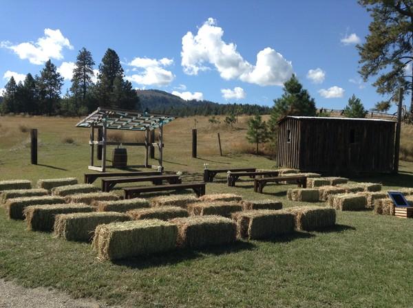 Hitchin barn for wedding