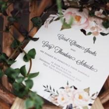 Beautiful Wedding Announcements Invitations Riverton UT