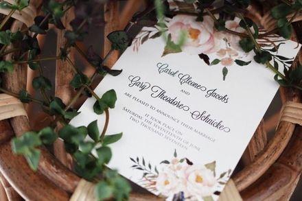 Utah wedding invitations reviews for 30 invitations beautiful wedding announcements stopboris Choice Image
