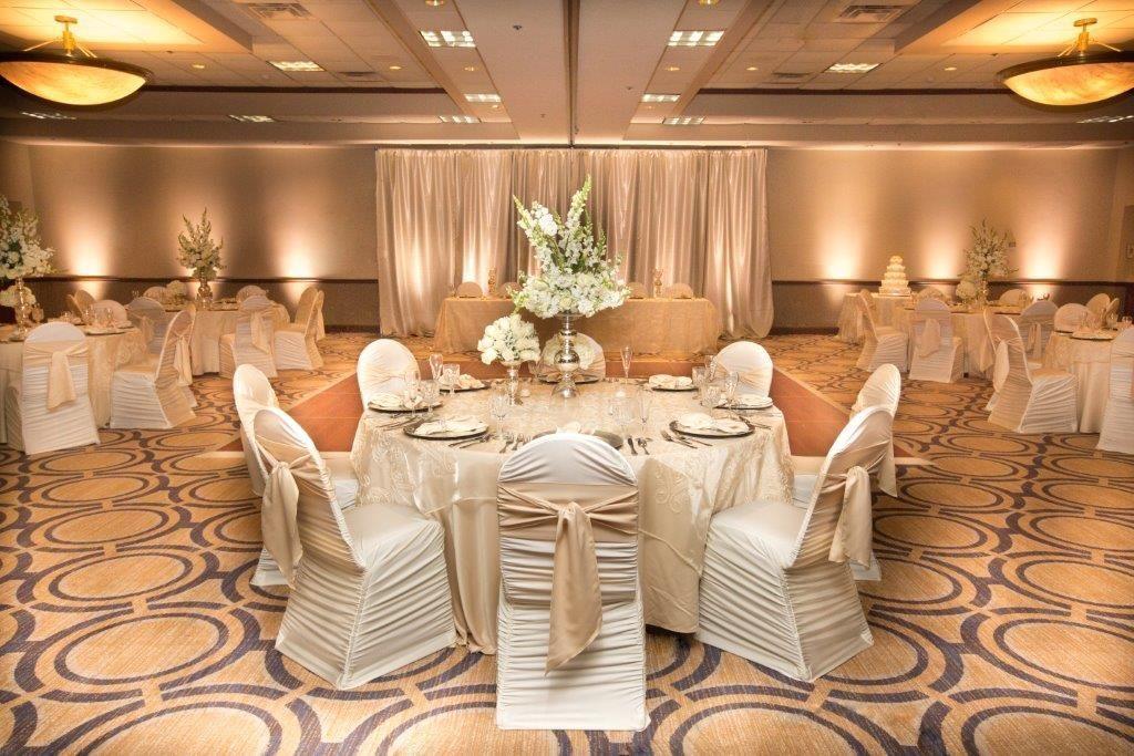 Wedding Venues Near Springfield OH Holiday Inn Dayton Fairborn