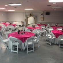 Vfw Cedar Point Venue Swansboro Nc Weddingwire