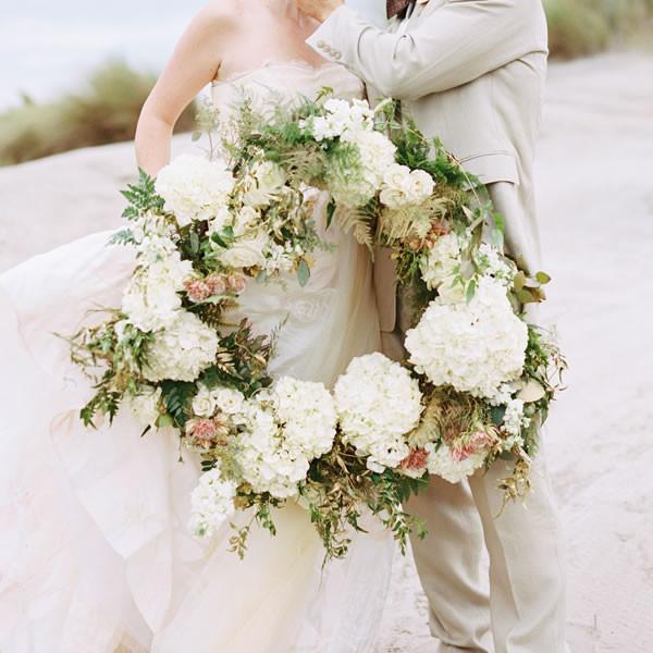 Wedding Wire Flowers: Wreaths, Wedding Flowers Photos By Landon Jacob