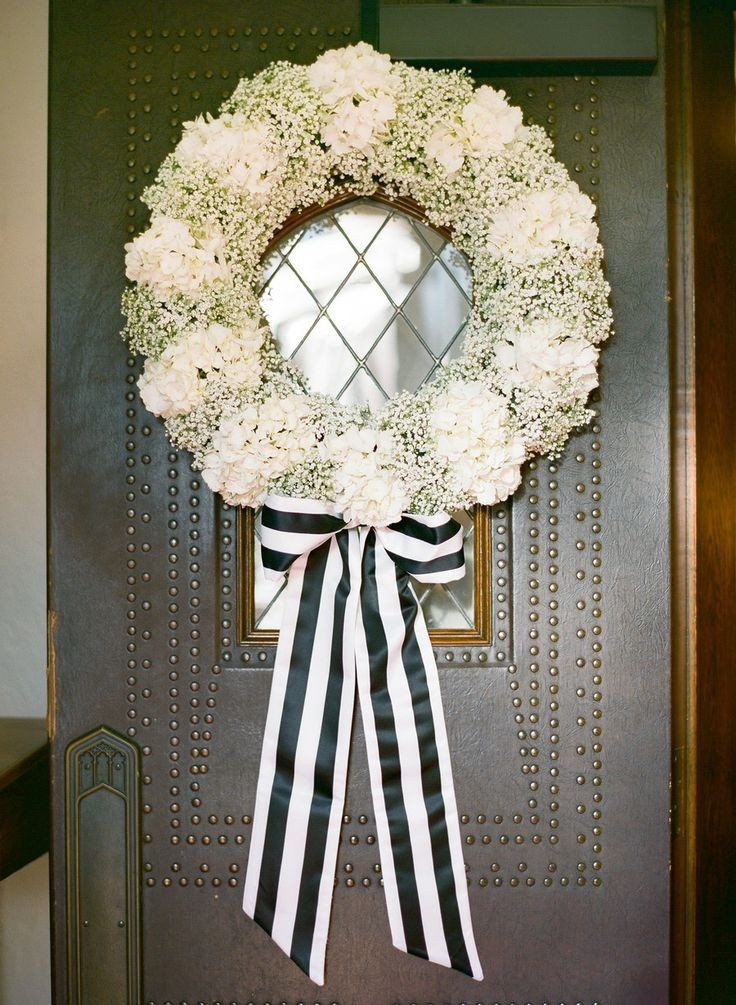 Wreaths Wedding Flowers Photos By Taylor Lord Photography Image 31