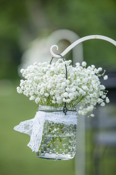 Babys Breath Flower Ideas Wedding Flowers Photos By BraskaJennea Photography