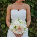 Dress Store:Wendy's Bridal  Floral Designer:Flowers on Springtree Lane