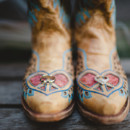 Jewerly:Genesis Diamonds  Shoes: Corral Boots