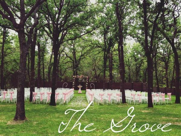 The Grove At Denton Valley Clyde Tx Wedding Venue