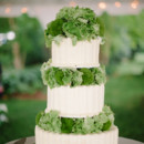 Cake: Buttercream Wedding Cakes