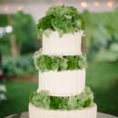 Cake:Buttercream Wedding Cakes
