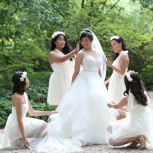 220x220 sq 1455140650918 bridal party pic 2