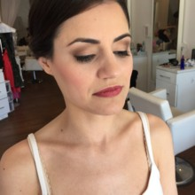 220x220 sq 1455140686253 bride makeup 1