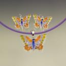 butterflies for the bridesmaids