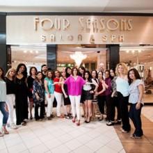 Four seasons salon and spa beauty health dulles va for 4 seasons beauty salon