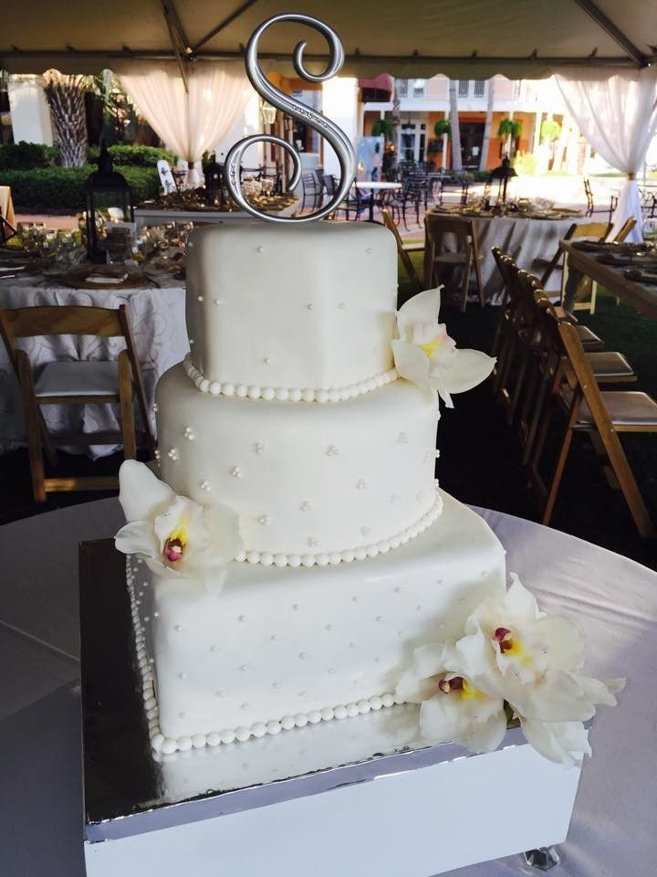 Wedding Cakes In Miramar Beach Fl
