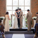 Ceremony Venue:Kentwood Community Church  Dress Designer:Allure BridalsfromBridal Gallery  Groom and Groomsmen Attire: Ebay