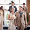 Ceremony Venue:Kentwood Community Church  Dress Designer:Allure BridalsfromBridal Gallery  Groom and Groomsmen Attire: Ebay  Floral Designer: Greta Gonzales