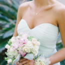Bridesmaid Dresses: Donna Morgan from Nordstrom  Floral Designer: Bella Florals by Theresa