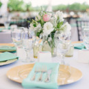 Reception Venue/Caterer: 128 South  Floral Designer: Bella Florals by Theresa