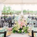 Reception Venue/Caterer:128 South  Floral Designer:Bella Florals by Theresa