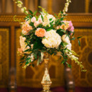 Floral Designer: In Bloom  Ceremony Venue: Willard Memorial Chapel