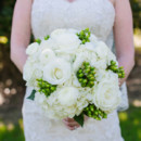 Dress Designer: Maggie Sottero from Aurora Bridal  Floral Designer: Pretty Petals of Charleston
